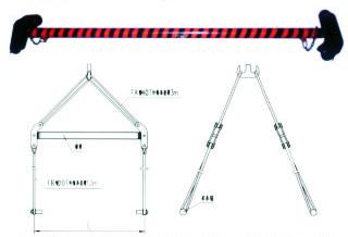 铁道救援吊具