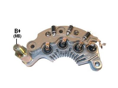首页 产品展示 汽车发电机整流器 德科系列 hder2000整流器