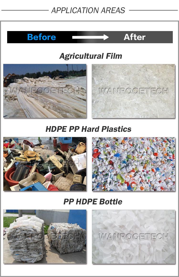 China LDPE Recycling machine,HDPE Washing machine,Plastic