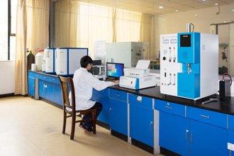化學分析室