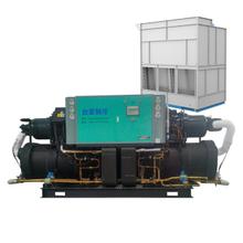 低温螺杆式冷水机 400HP