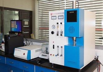 高频红外碳硫剖析仪