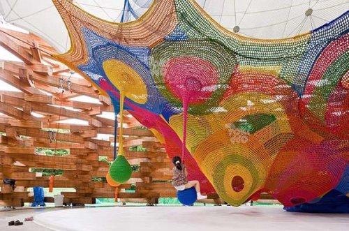 口袋屋儿童活力空间项目展示