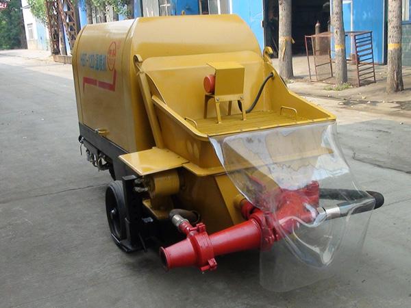 泵送式湿喷机价格