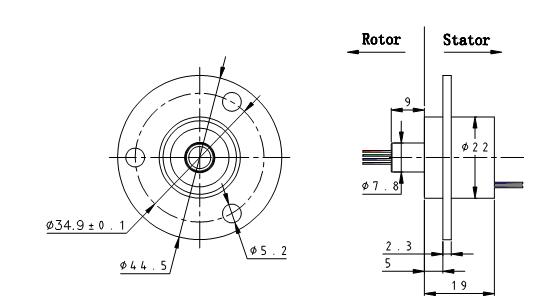 SR022-6 尺寸图