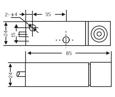 LMF13 Inductive proximity switches sensors