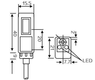 Photoelectric Switch Sensor