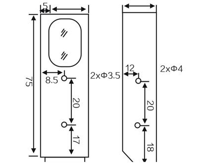 Capacitance Proximity sensor