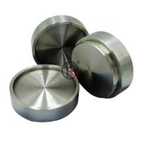 优质圆饼钛铝靶材 高纯合金溅射靶材
