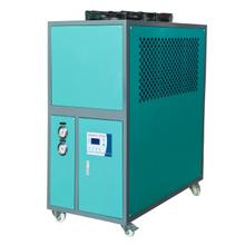真空镀膜风冷冷水机5HP