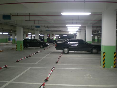 地下车库照明设计