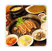 South Korean barbecue
