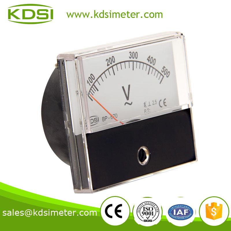指针式交流电压表,交流电压表,配电柜电压表,ce认证式