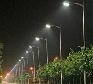 百分百照明LED路灯
