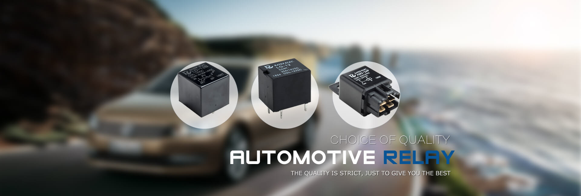 Rayex Electronics Co Ltd Relay Switchelectrical Automotive Relays How They Work